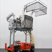 PORTABLE ACCESS PLATFORMS